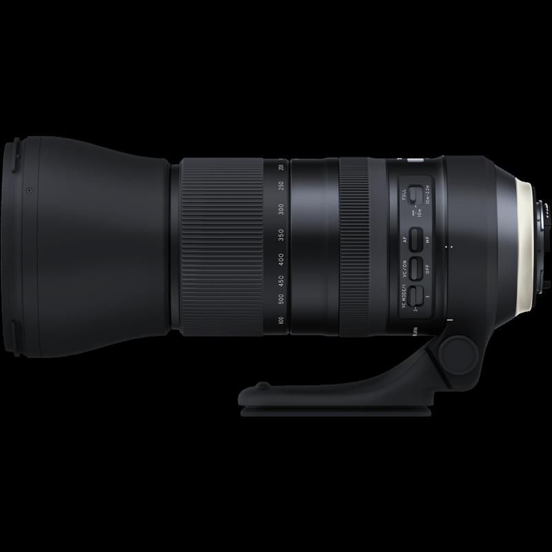 TAMRON | SP 150-600mm F/5-6 3 Di VC USD G2
